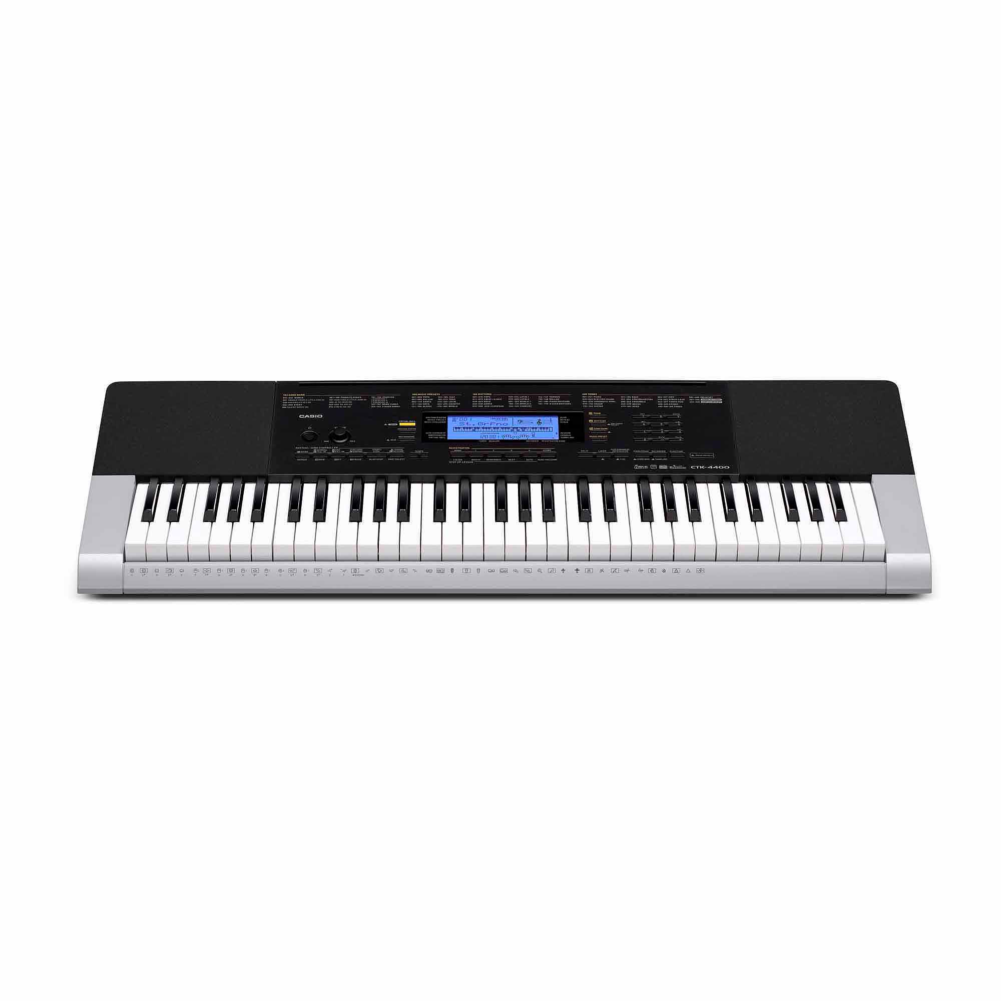 Casio 61 Note Keyboard With Backlit Lcd Screen