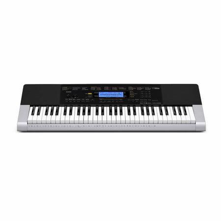 Casio 61 Note Keyboard With Backlit Lcd Screen (Casio 61 Key Electric Keyboard Ctk 3200)