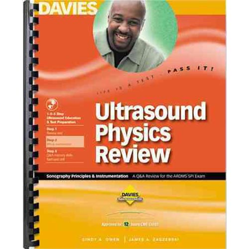 Ultrasound Physics Review : Sonography Principles & Instrumentation