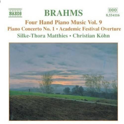 FOUR HAND PIANO MUSIC 9