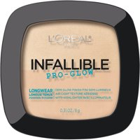 L'Oreal Paris Infallible Pro Glow Powder, Classic Ivory