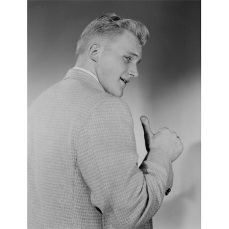 Posterazzi SAL255419101 Man Gesturing Poster Print - 18 x 24 in. - image 1 of 1