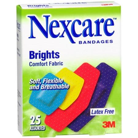 - 3M Nexcare Bandages, 25 ea