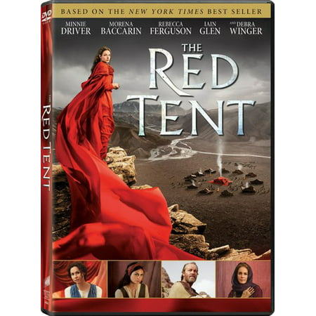 Slim Red Color Single Dvd (The Red Tent (DVD) )