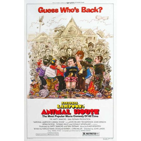 Animal House - movie POSTER (Style H) (27