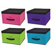 Home Basics SB10907 Storage Box Jumbo Brights,
