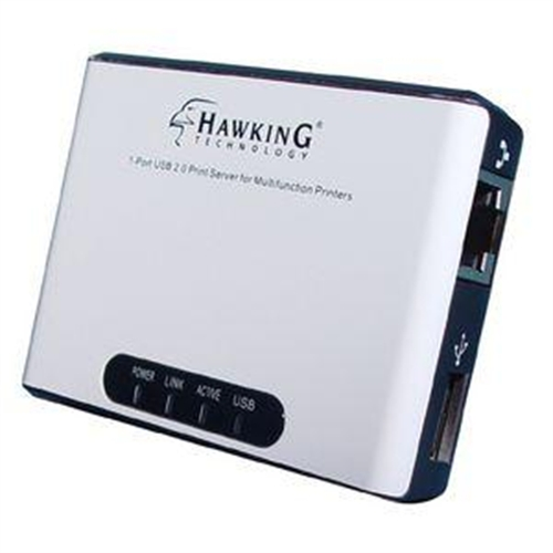 Hawking Fast Ethernet Print Server HMPS1U