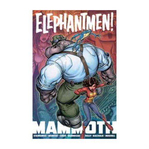 Elephantmen: Mammoth 1