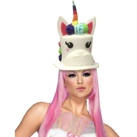 Unicorn Womens Adult Mythical Creature Halloween Costume Foam - Mythical Costumes