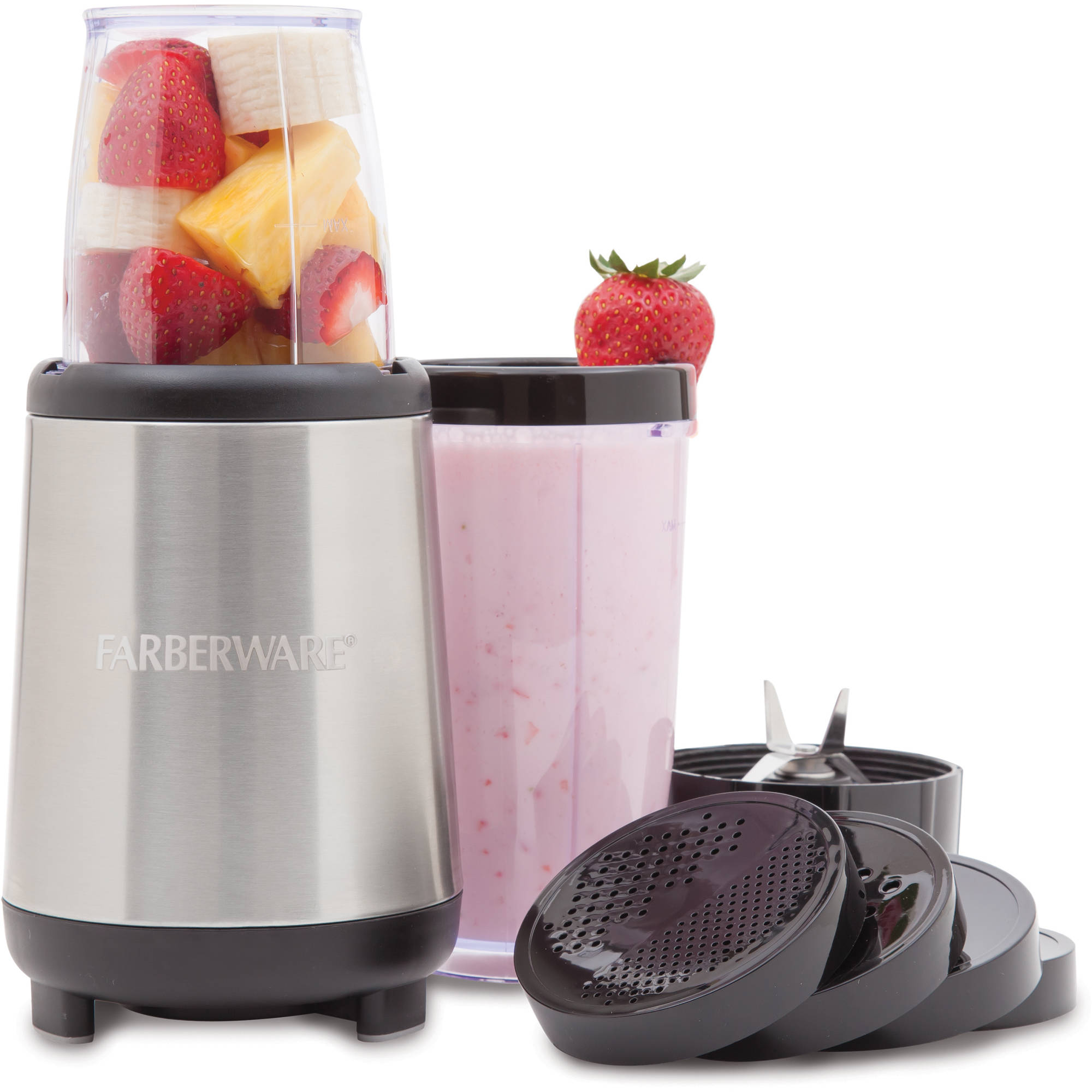 Farberware 17-Piece Single-Serve Blender Set