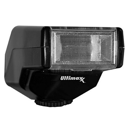 Camera Flash - Universal Low Profile Automatic Flash for all DSLR Digital Cameras