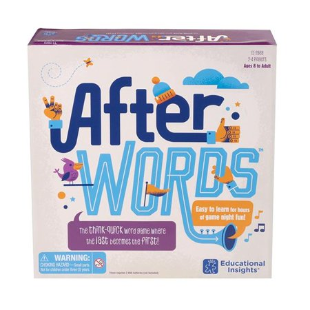 Educational Insights® AfterWORDS™ Game