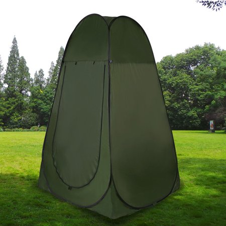 lightweight camping shower tent folding outdoor toilet room pop up tent. Black Bedroom Furniture Sets. Home Design Ideas