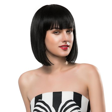 Layered Cosplay Short Wigs (13