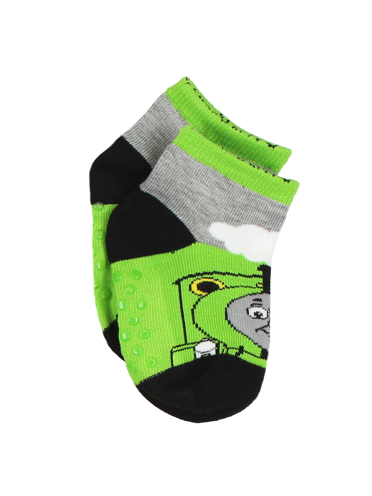 Thomas and Friends Boys 6 pack Gripper Socks TE017DQS Toddler
