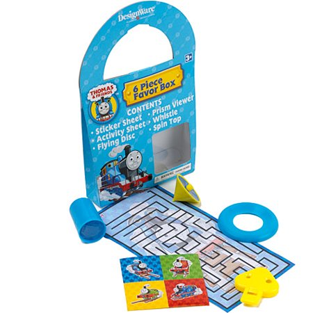 Thomas Train Party Favors (Thomas the Train 6-Piece Party Favor)
