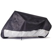 Budge Waterproof Motorcycle Cover, Moderate Rain and Dirt Protection for Motorcycles, Multiple Sizes