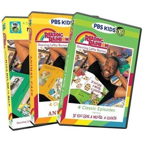 Reading Rainbow: Celebrate Reading by PBS HOME VIDEO