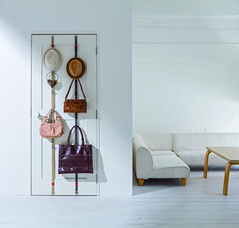 The Japanese Door Hanging Purse Organizer Purse Holder Handbag