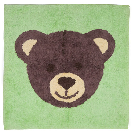 Pam Grace Creations Baby Bear Rug