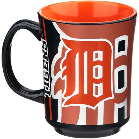 Tigers College Logo Mug - The Memory Company Detroit Tigers Coffee Mug