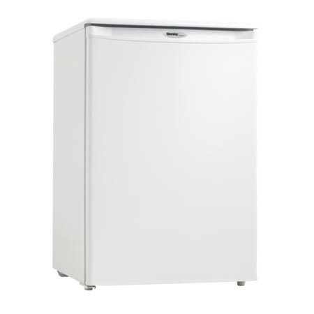 Danby 4.3 cu. ft. Upright Freezer DUFM043A2WDD-3, White