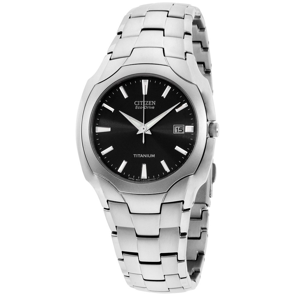 Citizen Men's Eco-Drive Titanium Watch, BM6560-54H