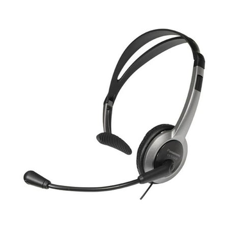 Panasonic Cordless Telephone Comfort Fit Headset for Dect 6.0 Phones (Panasonic Xbox 360 Headset)
