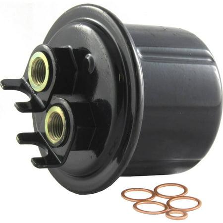 ecogard xf54688 engine fuel filter - premium replacement fits acura integra  - walmart com