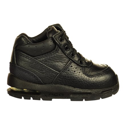 af14c682543 Nike - Nike Air Max Goadome (TD) Baby Toddlers ACG Leather Snow Boots Black  311569-001 - Walmart.com