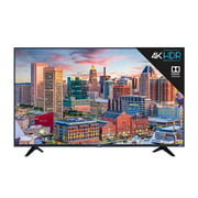TCL 55 Inch 4K Smart LED TV 55S517 (2018) with Roku
