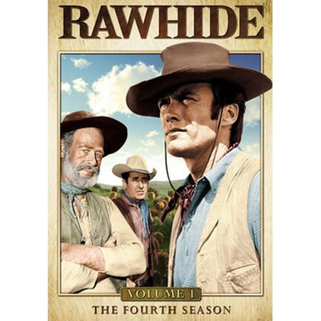 Rawhide: The Fourth Season, Volume 1 (DVD)