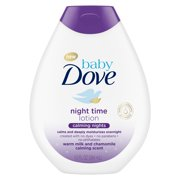 Baby Dove Baby Lotion Calming Nights, 13 fl oz
