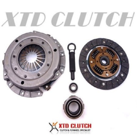 Mazda Clutch Kit (AMC HEAVY DUTY CLUTCH KIT 1989-1993 MAZDA MIATA 1.6L MX5 MX-5 )