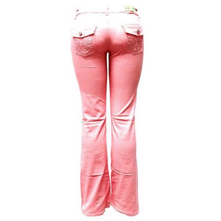 Jeanswear Junior Women's Denim Premium Stretch Bootcut Jeans