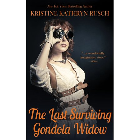 The Last Surviving Gondola Widow - eBook