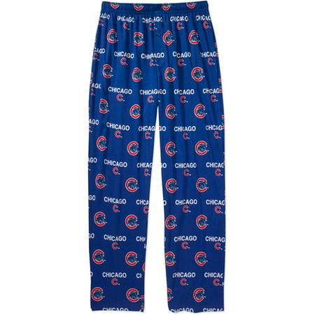 MLB - MLB - Men s Chicago Cubs Pajama Pants - Walmart.com 4557cdef6