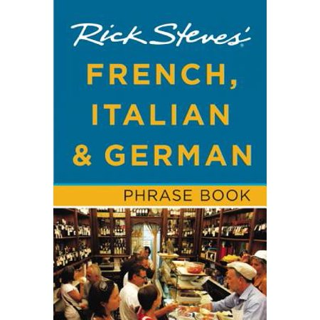 Rick steves' french, italian & german phrase book: 9781612382043](Halloween Phrases In German)
