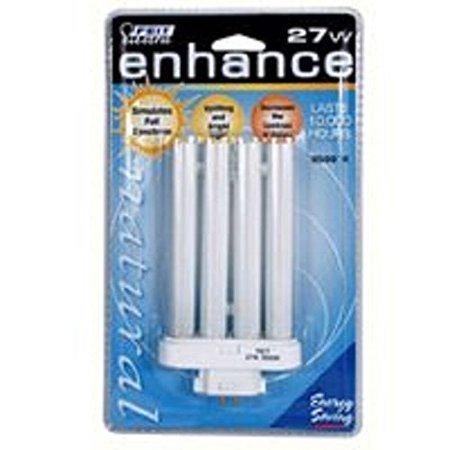 New Feit Bppl27f/65k 4 Tube T4 Enhance Linear Daylight Fluorescent Bulb 3984150, FLUORSCENT 4 TUBE BULBFEIT MODEL BPPL27F/65KFACTORY SEALED NEWGREAT SALE PRICEWE.., By Generic