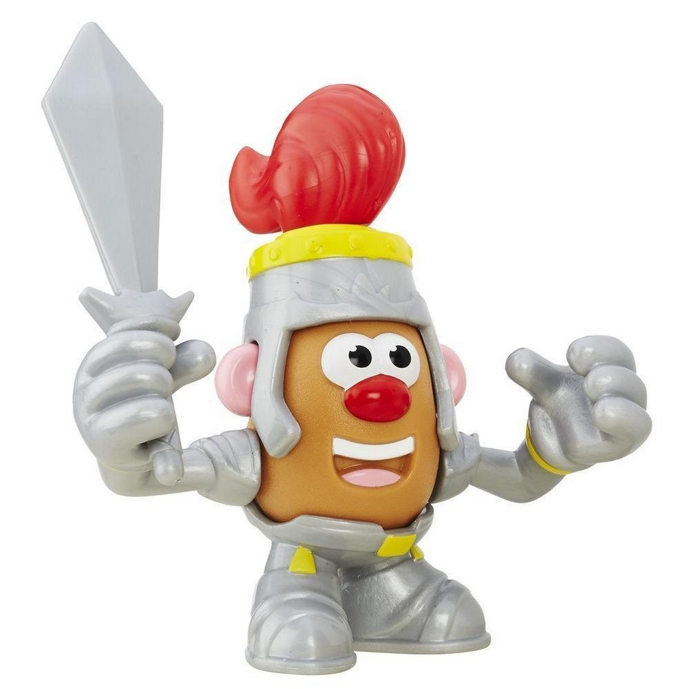 Mr Potato Head Friends Mix & Mash Knight By Playskool by