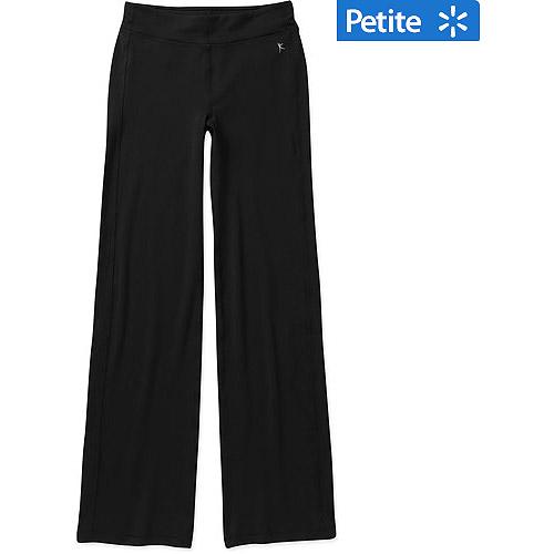 Danskin Now Women's Petite Performance Bootcut Pants