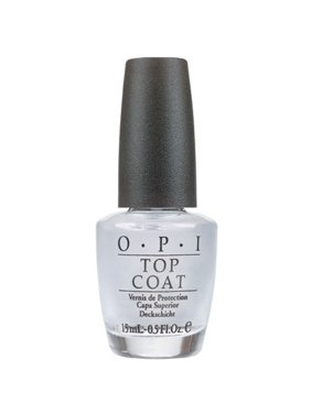 OPI Nail Polish, Top Coat, 0.5 Fl Oz