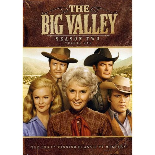 The Big Valley: Season 2, Vol. 1 (Full Frame)