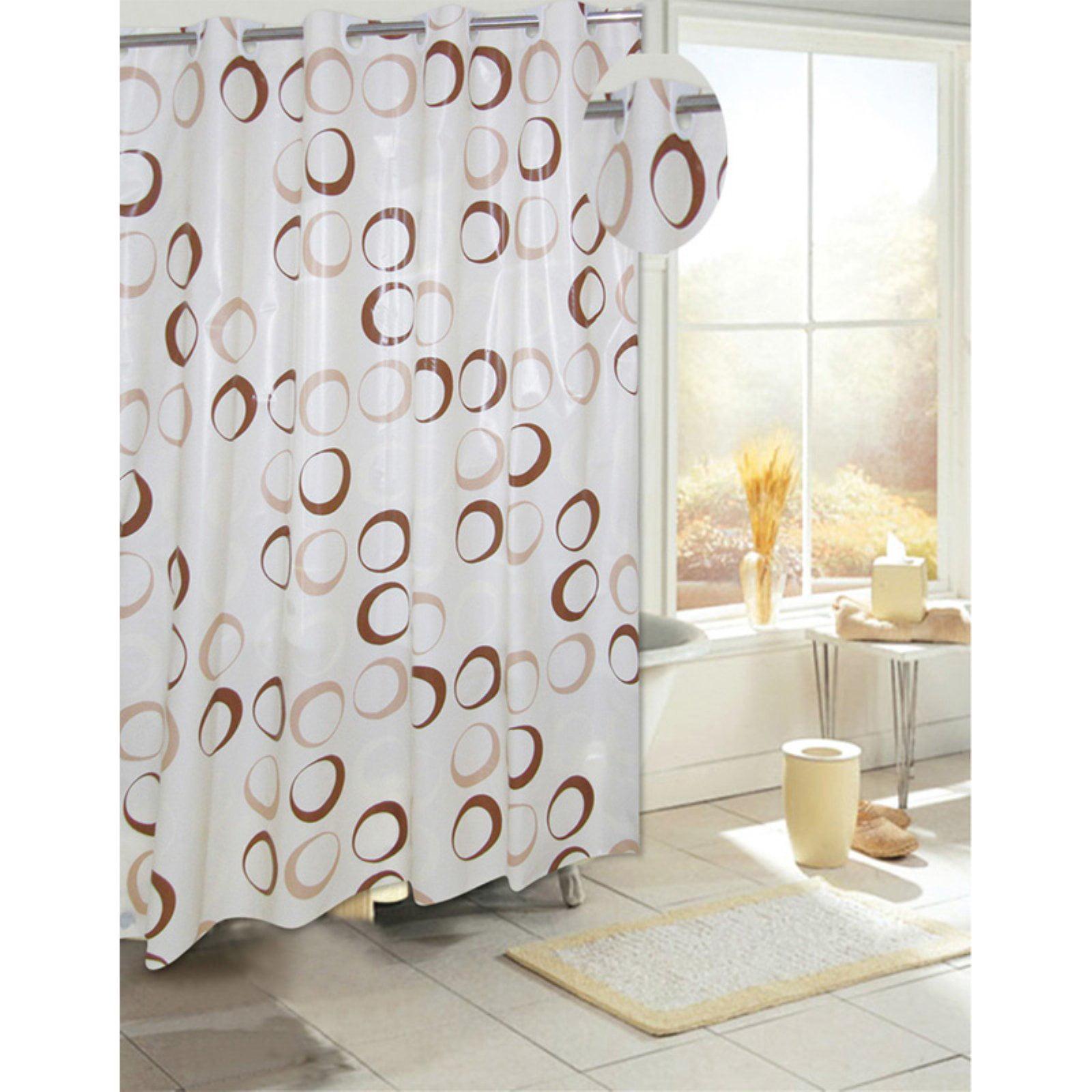 Shower Curtain Hooks Gray Home Furniture Diy Carnation