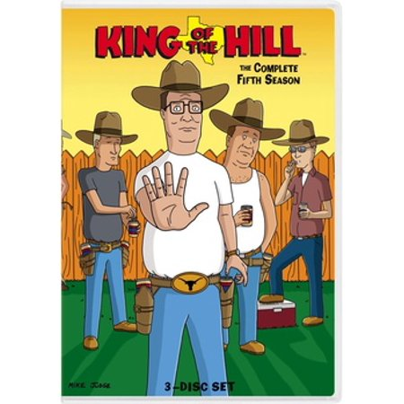 King Of The Hill: The Complete Fifth Season (DVD)](King Of The Hill Halloween)