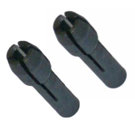 "Black and Decker RTX-6 Rotary Tool 2 Pack OEM Replacement 3/32"" Collet # 384387-00-2PK - image 1 de 1"