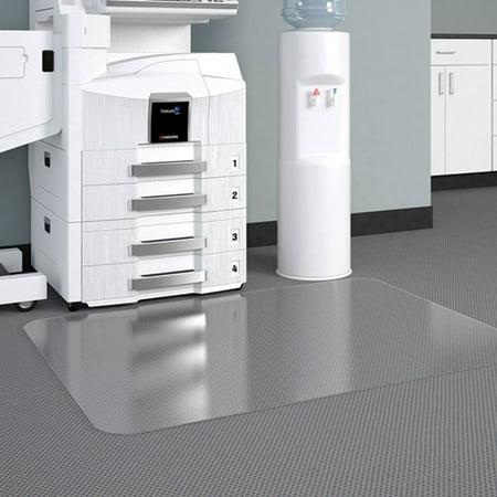 Deflecto Duramat 36 X 48 Chair Mat For Low Pile Carpet Rectangular Glass Clear