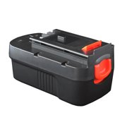 ExpertPower Black & Decker 18V Nicad Replacement Battery - HPB18, HPB18-OPE, 244760-00, 1.5 Ah