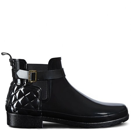 Womens Chelsea Closed Toe Ankle Cold Weather Boots