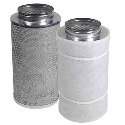 MEGA Grow Room Coconut Activated Charcoal Carbon Filter 8...